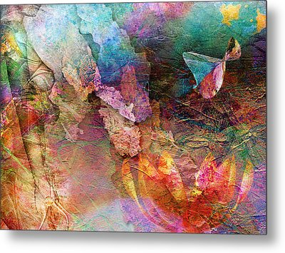 Elusive Dreams Part Two Metal Print