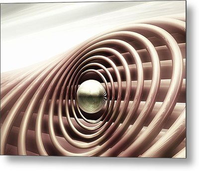Emanate Metal Print