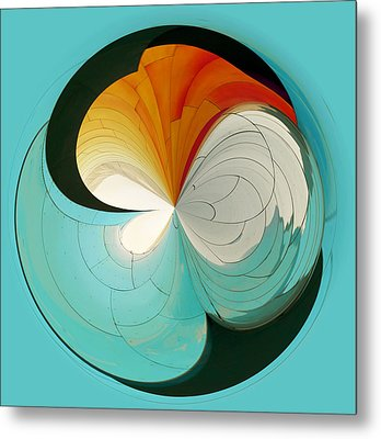 Metal Print featuring the photograph Emp Inspired by Sonya Lang