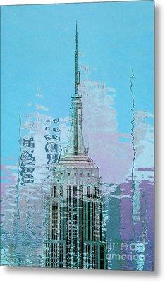 Empire State Building 1 Metal Print