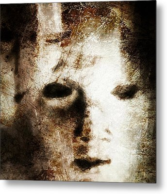 Empty Metal Print by Gun Legler