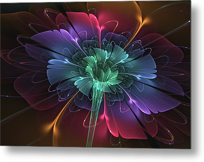 Enchanted Metal Print by Svetlana Nikolova