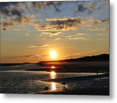 Enchanting Sunset Metal Print