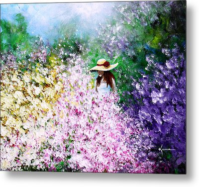 End Of May Metal Print by Kume Bryant