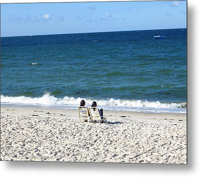 End Of Summer - Cape Cod Metal Print