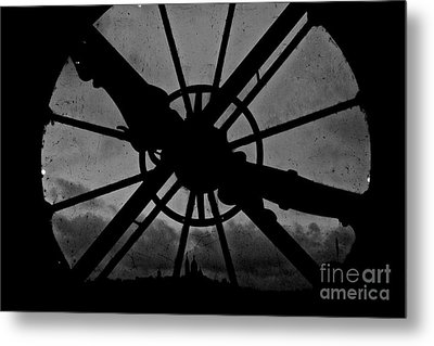 End Of Time Metal Print
