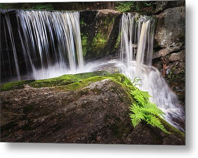 Enders Falls 3 Metal Print by Bill Wakeley