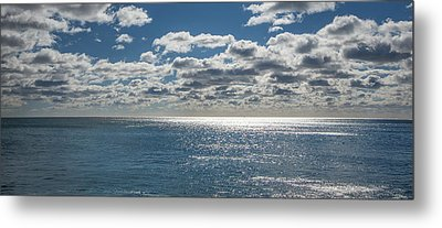Endless Clouds I Metal Print by Jon Glaser