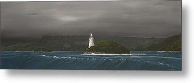 Entrance To Macquarie Harbour - Tasmania Metal Print