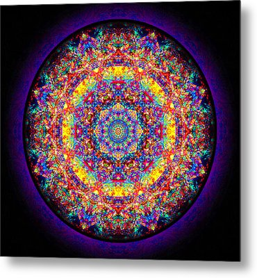 Equanimity Metal Print by Jalai Lama