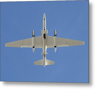 Er-2 High-altitude Research Aircraft Metal Print by Science Photo Library