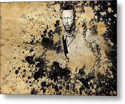 Eric Clapton 3 Metal Print