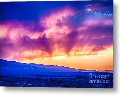 Escalante Sunset 3 Metal Print by Scotts Scapes