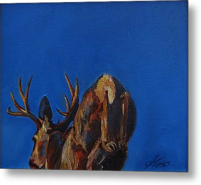 Escape Metal Print by Suzanne Tynes