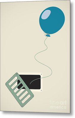 Escape To Freedom  Metal Print