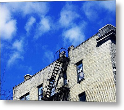 Escape To The Clouds Metal Print by Sarah Loft