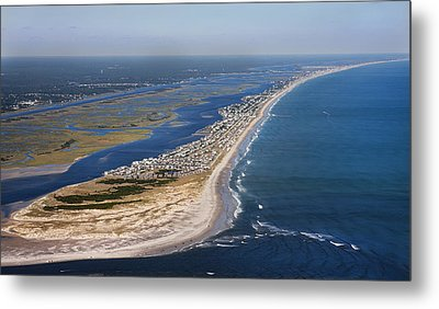 Escape To Topsail Island Metal Print by Betsy Knapp