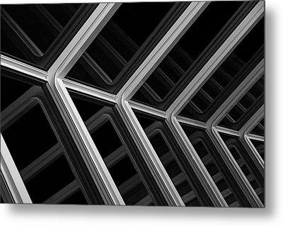 Escher Like Metal Print by Metro DC Photography
