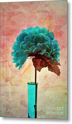 Estillo - S04b2t22 Metal Print by Variance Collections