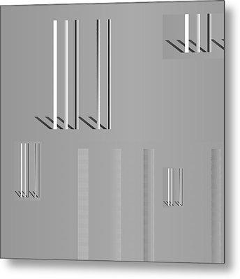Et_cetera.10.8 Metal Print by Gareth Lewis