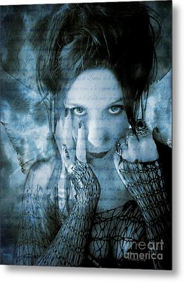 Metal Print featuring the photograph Eternal Outsider by Heather King