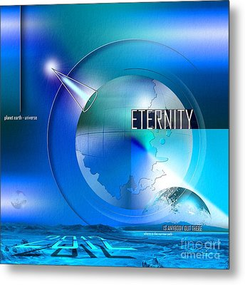 Eternity Metal Print