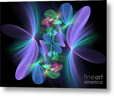 Ethereal Dreams Metal Print by Svetlana Nikolova