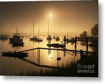 Ethereal Morning Metal Print by Butch Lombardi