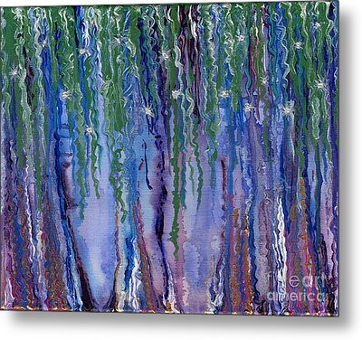 Etheric Forest Metal Print