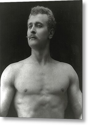 Eugen Sandow Metal Print by American Photographer