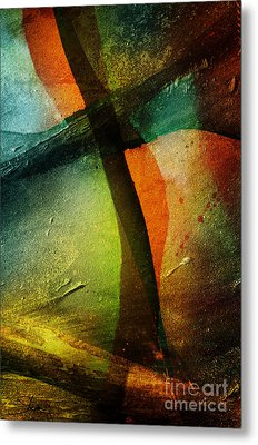 Even The Winds And Waves Obey Him Metal Print
