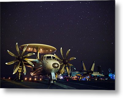 Evening On The Carrier Metal Print by Mountain Dreams