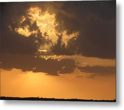 Metal Print featuring the photograph Evening Over Lake George by Fortunate Findings Shirley Dickerson
