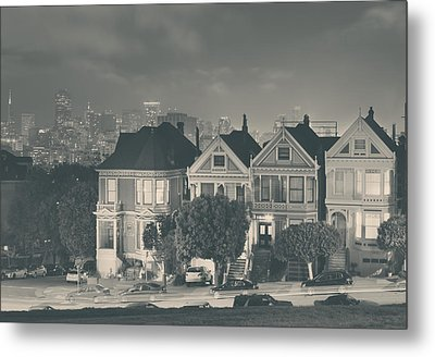 Evening Rendezvous Metal Print