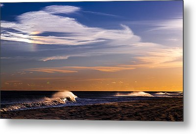 Evening Show Metal Print by Ryan Moore