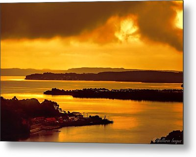 Evensong Metal Print by Wallaroo Images