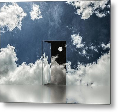 Event Horizon Metal Print by Dave Quince