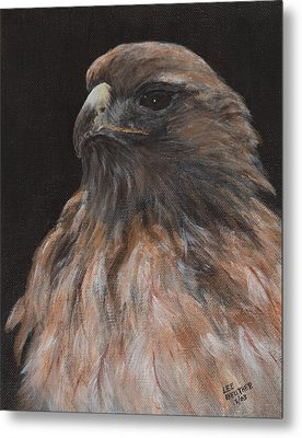 Ever Vigilant Metal Print