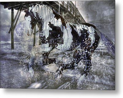 Everpresence  Metal Print by Betsy Knapp