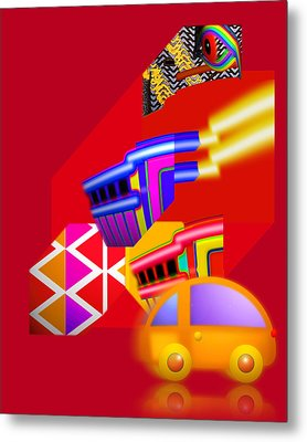 Every Thing You Do Metal Print