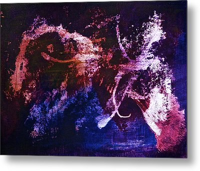 Evolving Metal Print by Tracey Myers