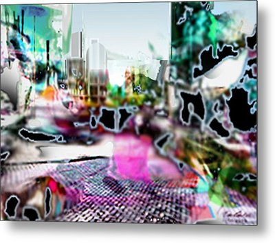 Exhaarlems3c Metal Print by Immo Jalass