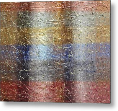 Exotica Metal Print by Shelley Walden