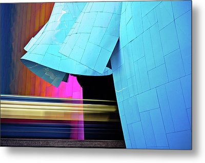 Experience Music Project Metal Print