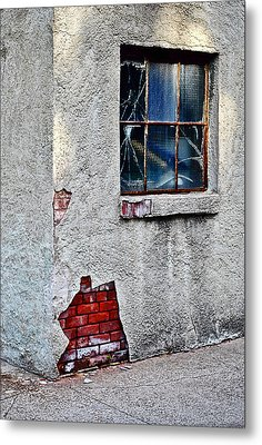 Metal Print featuring the photograph Exposed Past by Greg Jackson