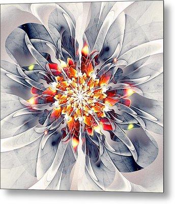 Exquisite Metal Print by Anastasiya Malakhova