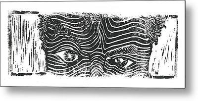 Eye Spy Metal Print by Jame Hayes