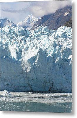 Face Of A Giant In Alaska Metal Print