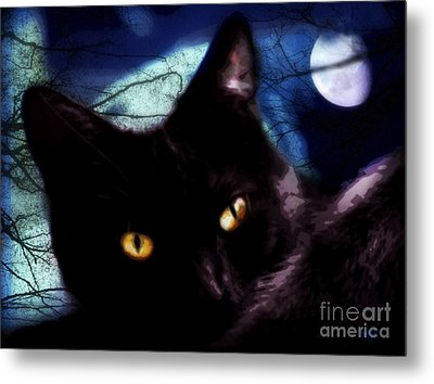 Metal Print featuring the digital art Face Your Fears  by Mindy Bench