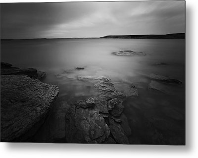Fade Metal Print by Thomas Zimmerman